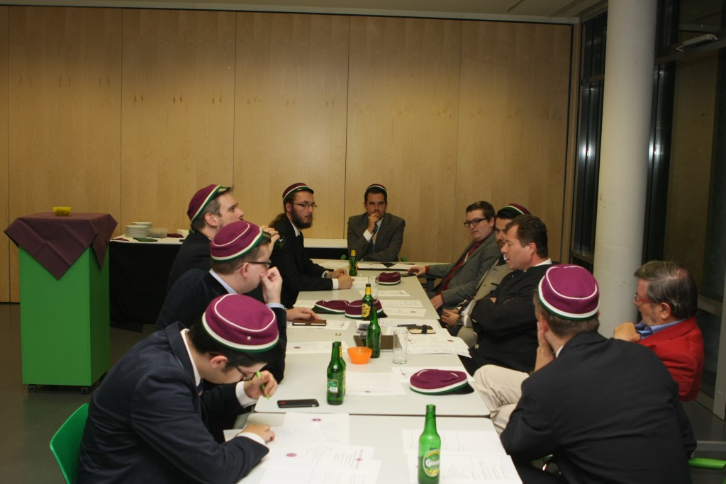 Am Cumulativconvent wird die Zukunft der Erasmus diskutiert und der Jahresplan festgelegt